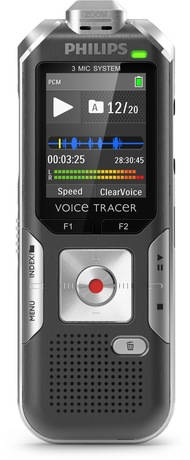 Image of Philips VoiceTracer 6010 Audiorecorder