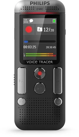 VoiceTracer DVT2500 Dig.Recorder