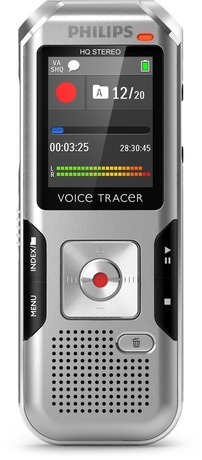 Image of Philips VoiceTracer 4010 Audiorecorder