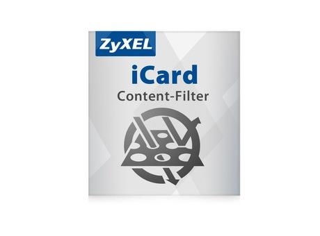 Image of ZyXEL iCard CF für ZyWALL USG 200 1 Jahr