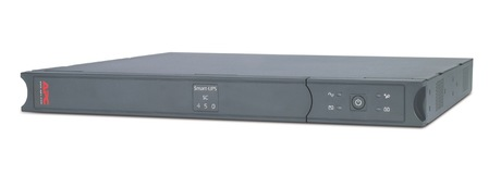 Image of APC Smart UPS SC 450VA RM, USV 230V