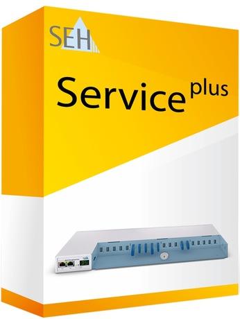 Image of SEH Service-Plus-Vertrag für myUTN-800