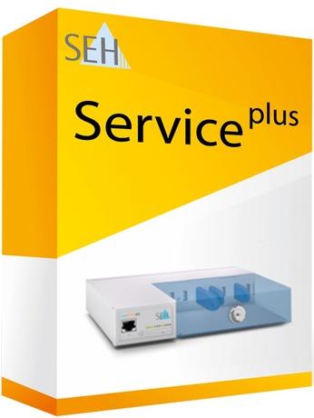 Image of SEH Service-Plus-Vertrag für myUTN-80