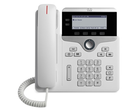 Image of Cisco CP-7821-W-K9= IP Phone