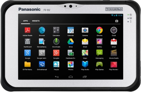 Image of Panasonic FZ-B2 mk2 LTE Toughpad