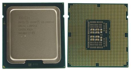 Image of Fujitsu Intel Xeon E5-2403v2 Prozessor