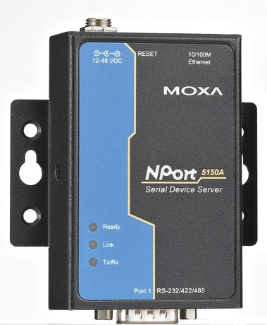 Image of Moxa NPort 5130A Device Server