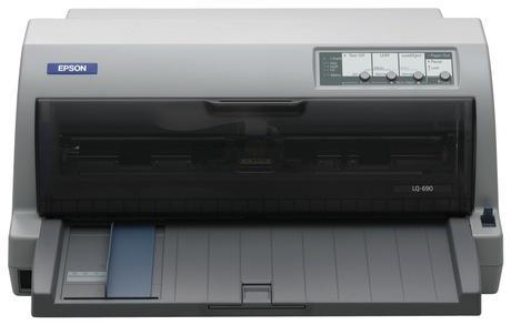 Image of Epson LQ-690 Nadeldrucker