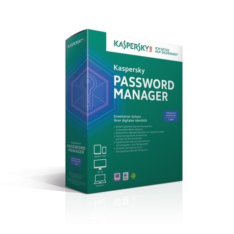 Image of Kaspersky Password Manager (Deutsche Ausführung)