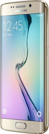 Samsung Galaxy S6 edge 32 GB gold (Schweizer Ausführung)