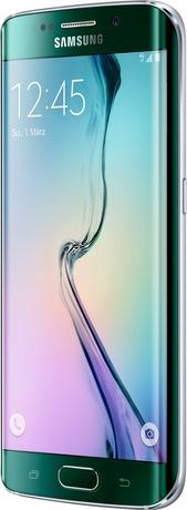 Samsung Galaxy S6 edge 64 GB grün (Schweizer Ausführung)