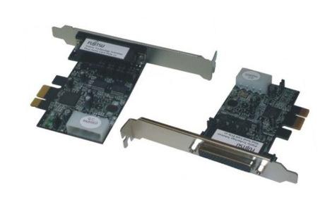Image of Fujitsu PCIe x1 Dual serial card