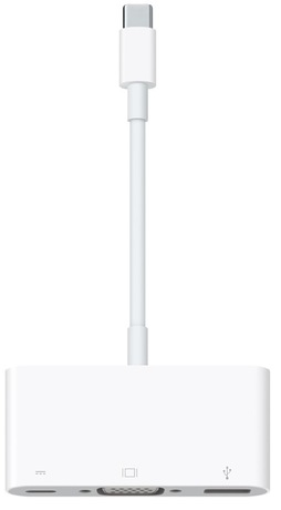 Image of Apple USB-C VGA Multiport Adapter