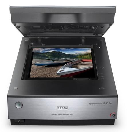 Image of Epson Perfection V850 Pro Scanner