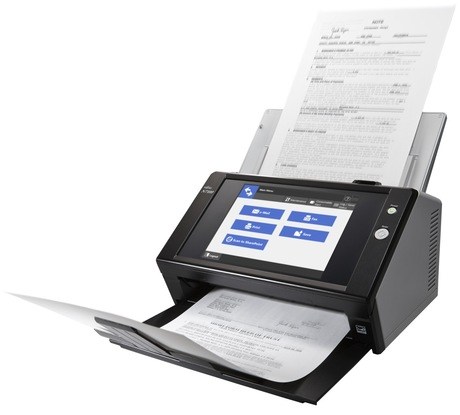 Image of Fujitsu N7100 Duplex Scanner