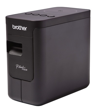 Image of Brother P-touch PT-P750W Beschriftung