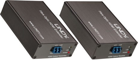Image of LINDY HDMI 4K LWL Extender 700/3000m