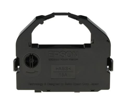 Image of Epson C13S015262 Farbband Nylon schwarz