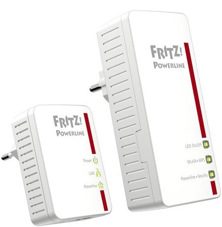 Image of AVM FRITZ!Powerline 540E WLAN Set