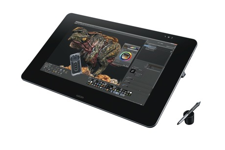 Image of Wacom Cintiq 27QHD Touch Stiftdisplay