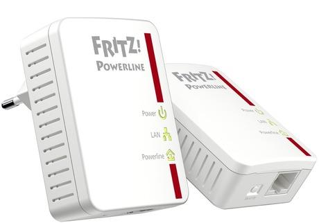 Image of AVM FRITZ!Powerline 510E Set