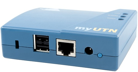 Image of SEH myUTN-50a USB Device Server