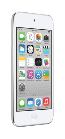 Image of Apple iPod touch 32GB - Silber