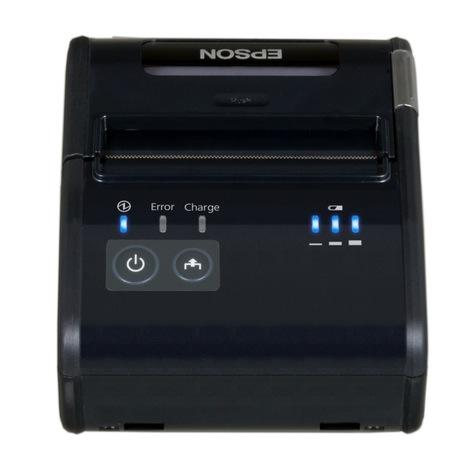 Image of Epson TM-P80 POS USB + WLAN