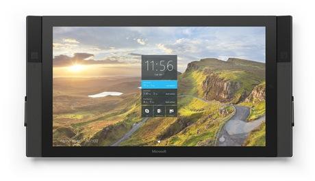 Image of Microsoft Surface Hub Wandhalterung