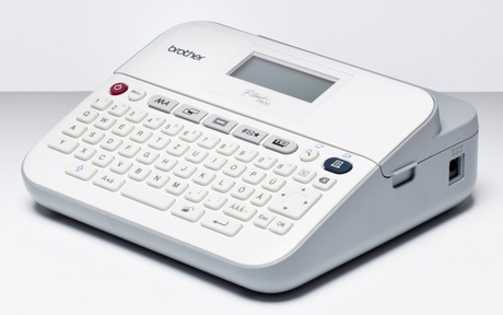 Image of Brother P-touch PT-D400 Beschriftung
