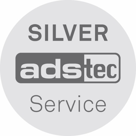 Image of ads-tec OPC 7013 Silver Service