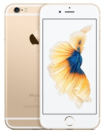 Image of Apple iPhone 6s 128 GB gold