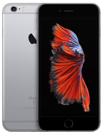 Image of Apple iPhone 6s Plus 16 GB spacegrau