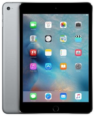 Image of Apple iPad mini 4 128 GB WiFi+Cell grau