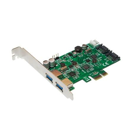 PCI Express 2x USB 3.0 2x SATA III