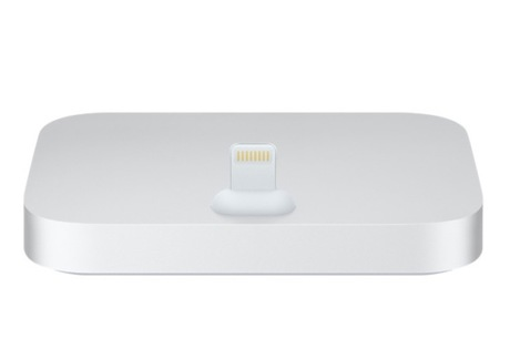 Image of Apple iPhone Lightning Dock silber