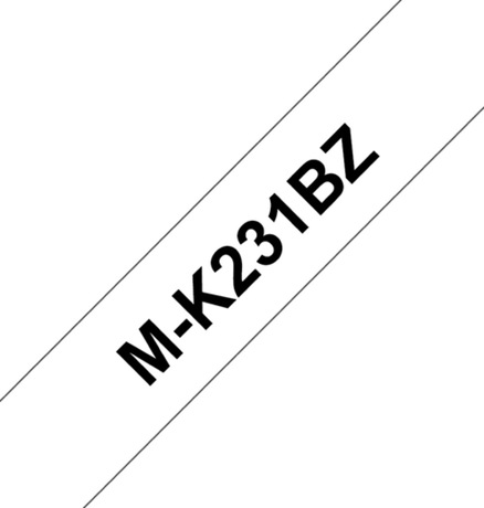 Image of Brother M-K231 Schriftband