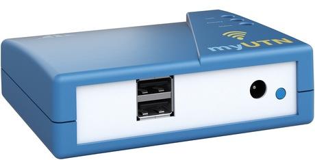Image of SEH myUTN-55 USB Device Server WLAN