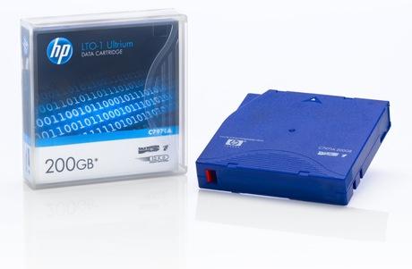 HPE LTO 1 Ultrium Tape