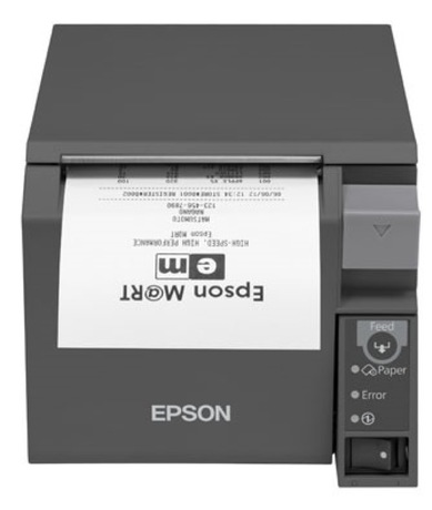 Image of Epson TM-T70II POS Ethernet