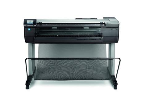 Image of HP DesignJet T830 A0 MFP Plotter