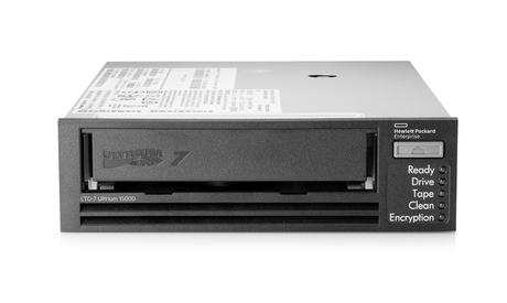 Image of HPE StoreEver 15000 LTO-7 Bandlaufwerk