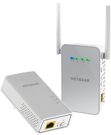 Image of NETGEAR PLW1000 Powerline 1000 Set