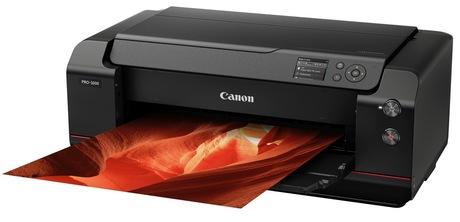 Image of Canon imagePROGRAF PRO-1000 Plotter