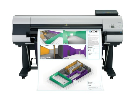 Image of Canon iPF830 A0+ Plotter