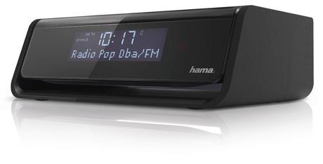 Image of Hama DR30 DAB+/FM Digitales Uhrenradio