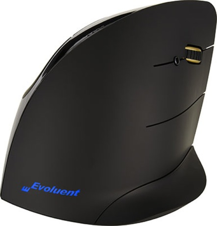 Image of Evoluent Vertical Mouse C silber