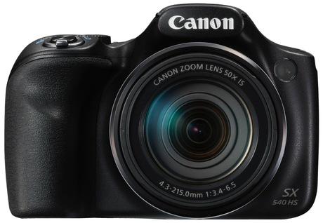 Image of Canon PowerShot SX540 HS Kamera schwarz