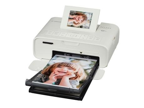 Image of Canon Selphy CP1200 Fotodrucker weiß