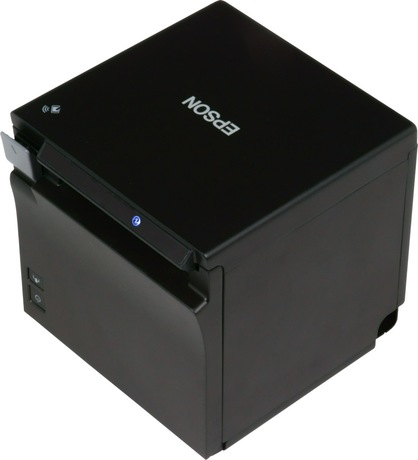 Image of Epson TM-m30 POS USB + Ethernet schwarz